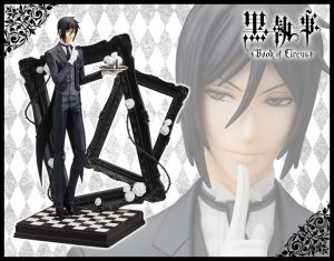 Фигурка Black Butler: Book of Circus: Sebastian Michaelis 1/8