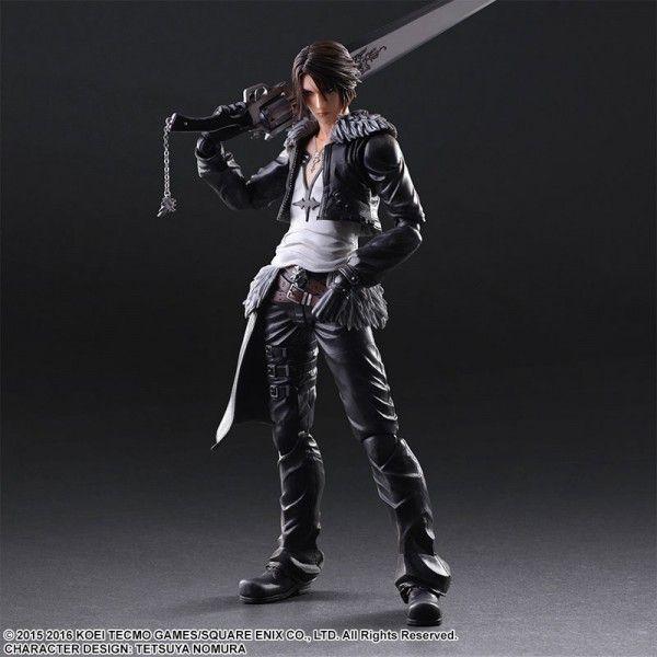 Фигурка Final Fantasy Play Arts Kai Squall Leonhart