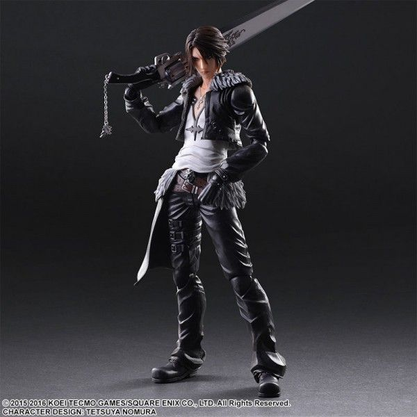 Фигурка Final Fantasy Play Arts Kai Squall Leonhart