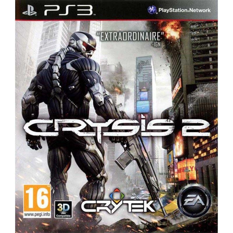 Игра Crysis 2 (ps3)