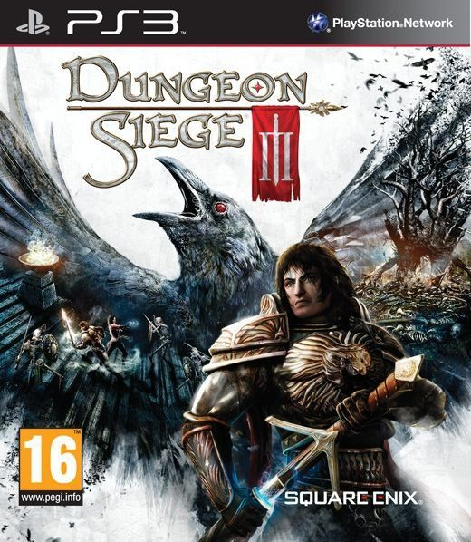 Игра Dungeon Siege 3 (PS3)