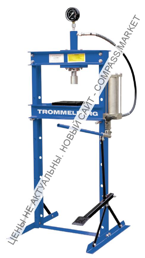 Пресс напольный 12 т, Trommelberg (Германия)