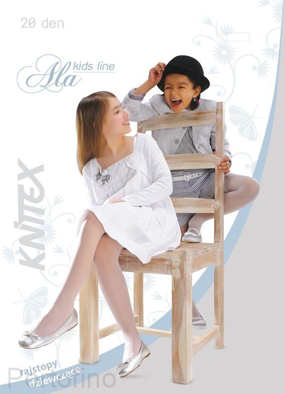 Ala Knittex колготки детские плотность 20 DEN