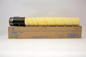 A8K3250 Тонер оригинальный Konica-Minolta желтый TN-221Y