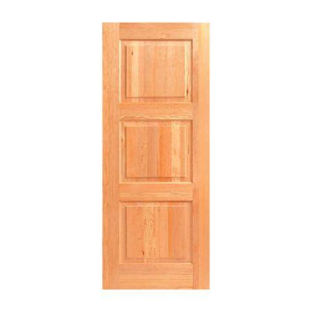 Деревянные двери для дома и дачи