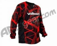 Джерси Valken Crusade Hatch Red