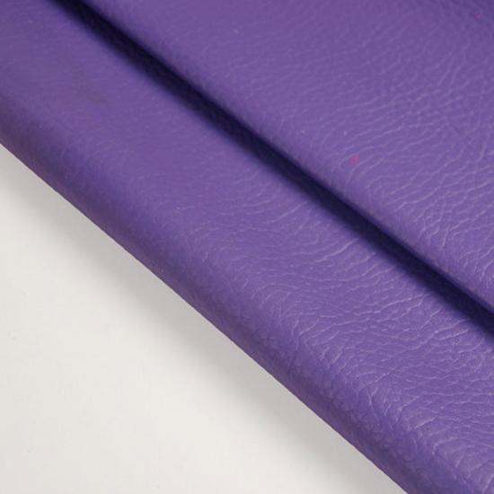 Кожзам для кукольных ботиночек - Фиолетовый, распродажа