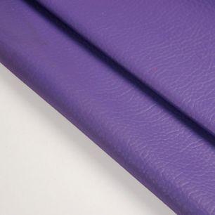 Кожзам для кукольных ботиночек - Фиолетовый, 25*20 см