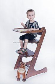 Столик и ограничитель для стульчика-растишки