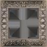 Рамка 1п WL07-Frame-01(бронза)
