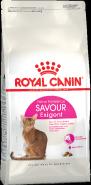 Royal Canin Savour Exigent Корм для кошек, привередливых к вкусу продукта (2 кг)