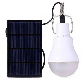 Лампочка на солнечной батарее