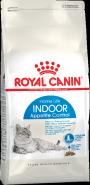 Royal Canin Indoor Appetite Control Корм для кошек, живущих в помещении и склонных к перееданию (2 кг)