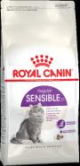Royal Canin Sensible Корм для кошек с чувствительной пищеварительной системой (2 кг)