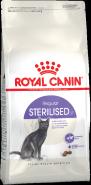 Royal Canin Sterilised Корм для кастрированных котов и стерилизованных кошек от 1 до 7 лет (2 кг)