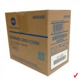 A5X0450 Тонер оригинальный Konica-Minolta синий TNP-48C