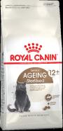 Royal Canin Ageing Sterilised 12+ Корм для стерилизованных кошек с 12 лет (400 г)