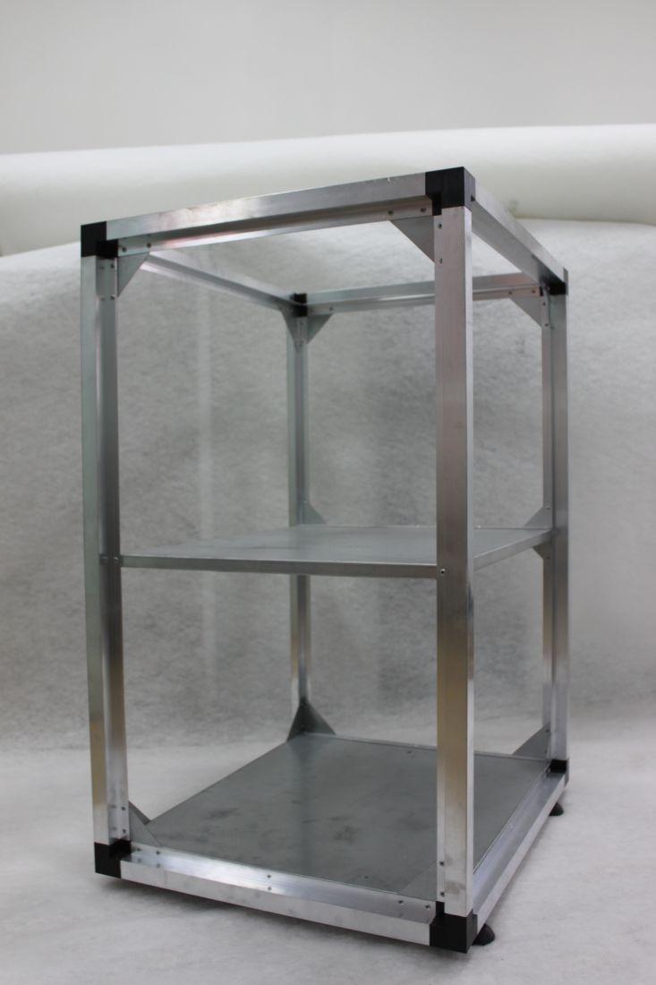 ТД Профколор Открытый стеллаж для камер тест-напыла, 600мм. х 700мм. х 1000мм.