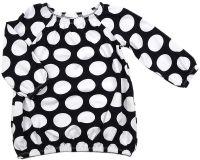 Трикотажная платье-туника на девочку от Мини Макси