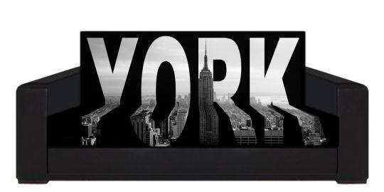 "Диван-книжка фото-принт ""Нью-Йорк 1"""