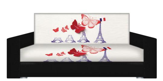 "Диван-книжка фото-принт ""Париж 7"""