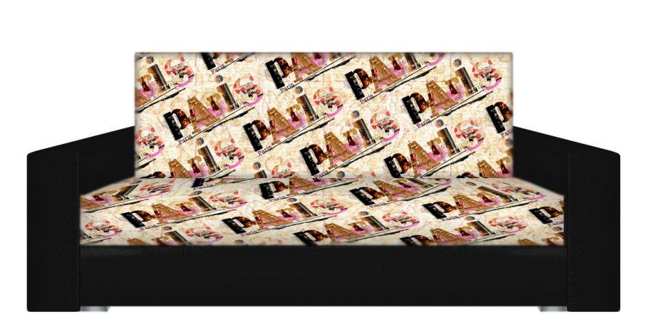 "Диван-книжка фото-принт ""Париж 9"""