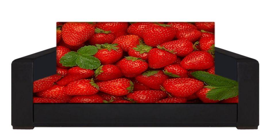 """Диван-книжка фото-принт """"фрукты 2"""""""