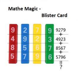 "Фокус ""Счётные палочки"" Mathe Magic - Blister Card"