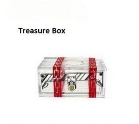Прозрачный Волшебный Сундучок Treasure Box