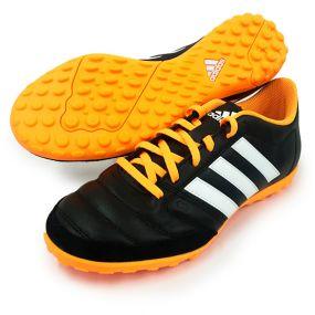Шиповки-сороконожки adidas Gloro 16.2 TF чёрные