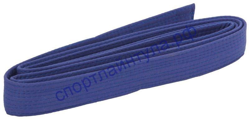 Пояс для кимоно Синий AMID 3 м