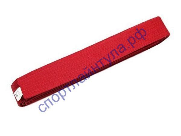 Пояс для кимоно Красный AMID 3 м
