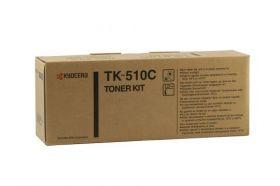 TK-510C  Тонер-картридж  оригинальный Kyocera TK-510C 8000 стр. Cyan