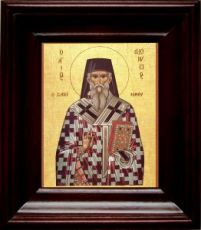 Дионисий Закинфский (21х24), простой киот