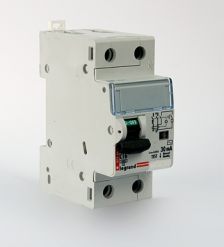 Дифф. автомат (АВДТ) DX3 1П+Н C16А 30мА тип АС