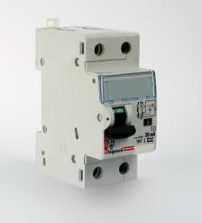 Дифф. автомат (АВДТ) DX3 1П+Н C25А 30мА тип АС