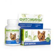 ФИТОМИНЫ с фитокомплексом для шерсти для собак (50 г)