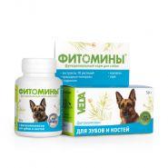 ФИТОМИНЫ с фитокомплексом для зубов и костей для собак (50 г)