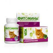 ФИТОМИНЫ с урологическим фитокомплексом для кошек (50 г)
