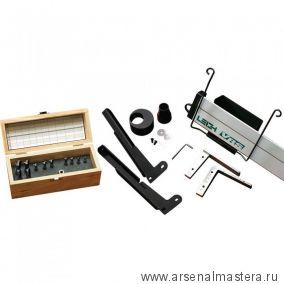 Устройство пылеудаления и поддержки фрезера для шипорезки Leigh SuperJig24 плюс набор фрез 2411-8 М00010348