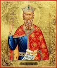 Владимир (рукописная икона)