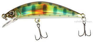 Купить Воблер Jackall Tricoroll 55F 55 мм / 2,9 гр плавающий цвет: gold yamame