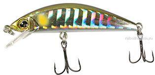 Купить Воблер Jackall Tricoroll 55HW 55 мм / 4,4 гр тонущий цвет: stripe ayu