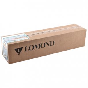Рулон д/плоттера 610мм*45м*вт.50,8мм, 90г/м2, матовое покрытие для САПР и ГИС, LOMOND 1202111
