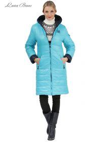 Куртка 2в1 зимн. Laura Bruno двухсторонняя для беременных