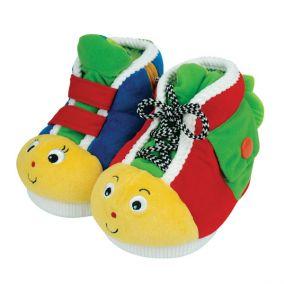 Обучающие ботинки для детей