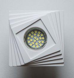 Гипсовый светильник SV 7135
