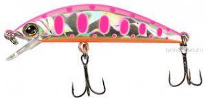 Воблер Jackall Tricoroll 67S  67 мм / 5 гр /тонущий / цвет: pink yamame