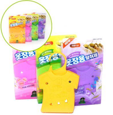 Корейский дезодорант для шкафов против запаха и моли Sandokkaebi