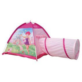 """Игровой домик - палатка в сумке """"Фея"""" в/к 170*112*94 см"""